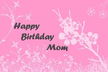 SMS poruke i čestitke za rodjendan mami