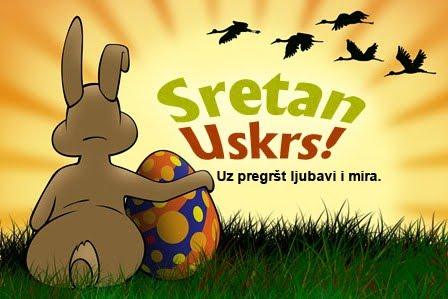 HRISTOS VOSKRESE -SREĆAN USKRS - Page 9 Cestitke-i-sms-poruke-za-Uskrs-Hristos-voskrese
